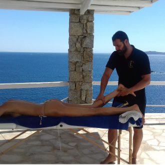 CIEL MYKONOS MOBILE SPA massage book now at your place