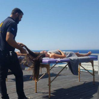 CIEL MYKONOS SPA MASSAGE book now the best spa in mykonos