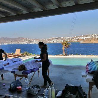CIEL MYKONOS SPA GREECE the best spa in mykonos